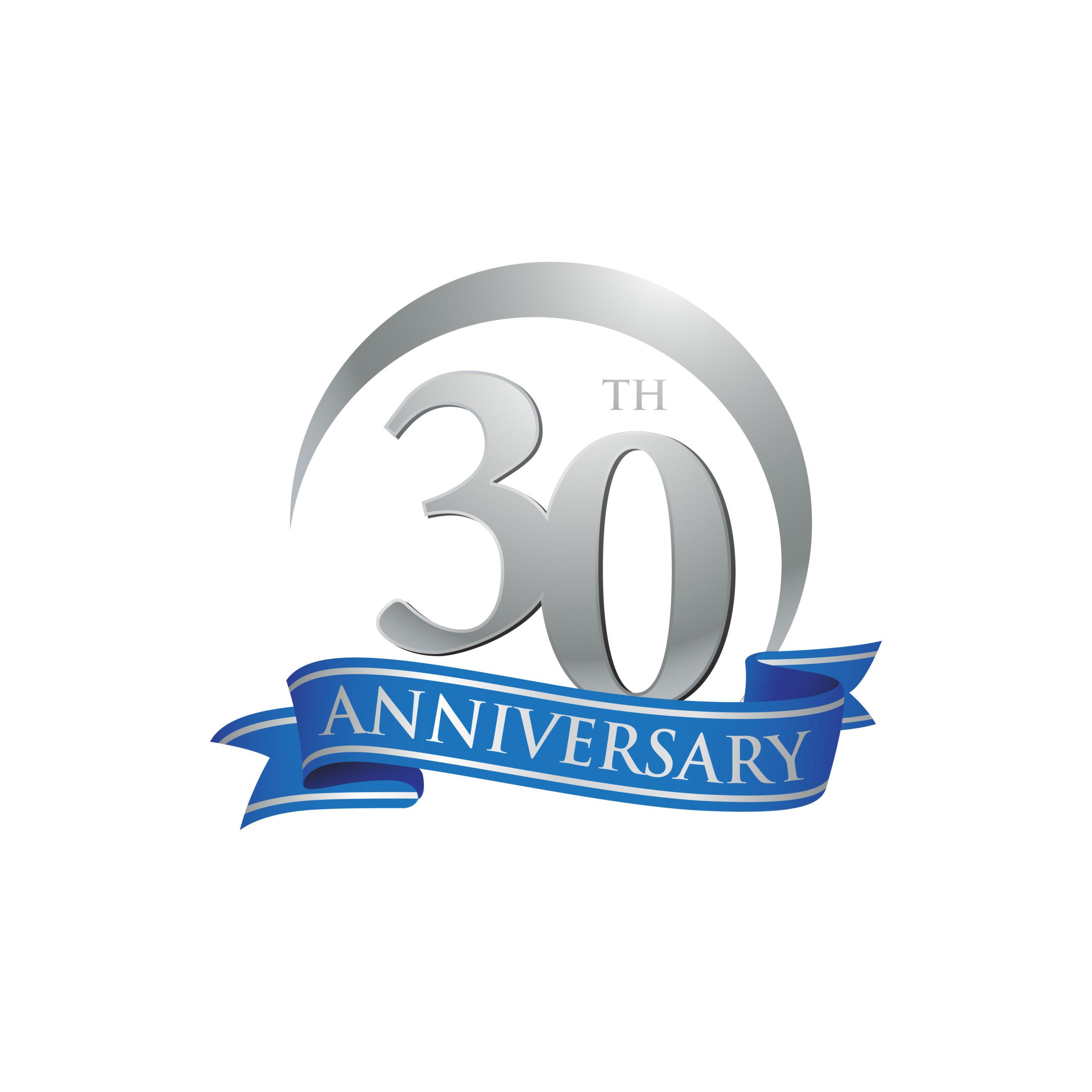 Celebrating 30 Years in 2020