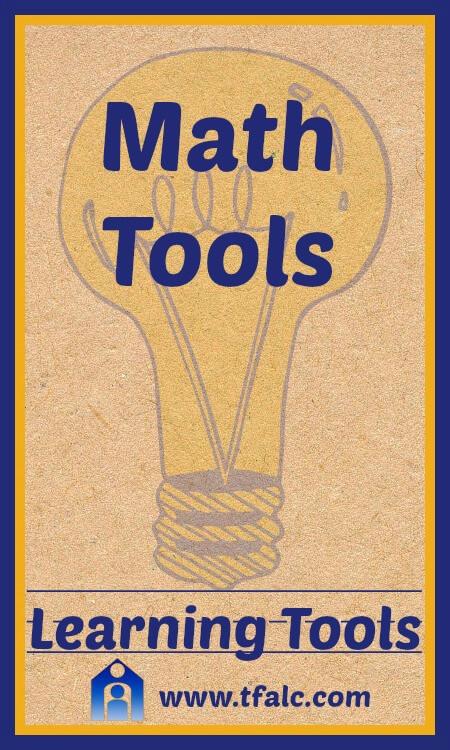 Learning Tools - Math Toolbox