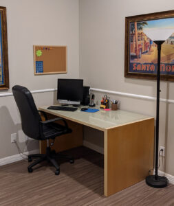 Study Room Rental Space