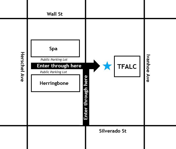 TFALC's new location