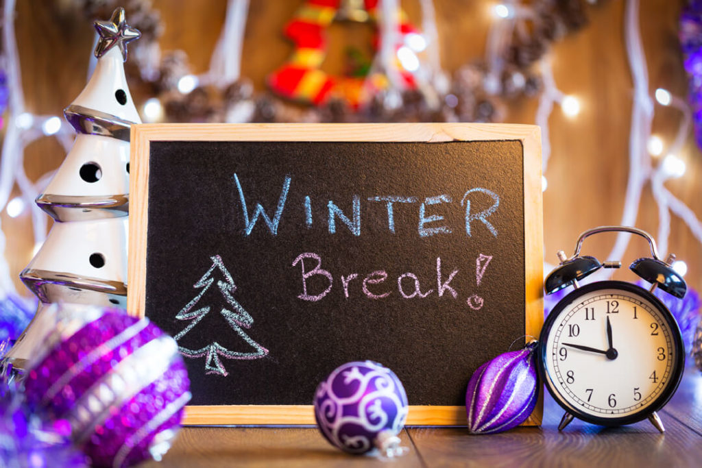 Have you created your Winter Break Family Survival Plan?
